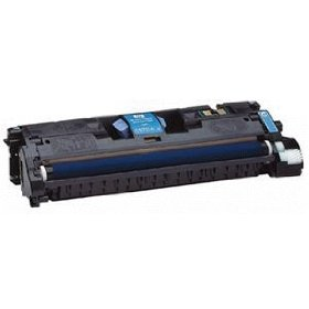 HP C9701A Cyan Premium Compatible Toner Cartridge - 1500, 2500  series - (4,000 pages)
