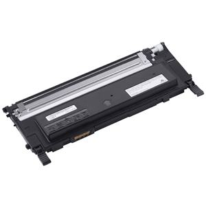 Dell 330-3578 Black OEM Tone Cartridge - 1235cn,1230c - (1,500 pages)