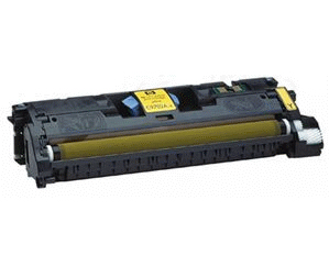 HP C9702A Yellow Premium Compatible Toner Cartridge - 1500, 2500  series - (4,000 pages)
