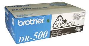 Brother DR500 OEM Drum Cartridge - DCP-8020, HL-1650, MFC-8420 - (20,000 pages)